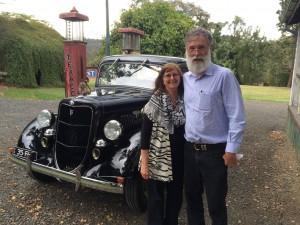 Neil & Marlene Findlay